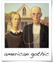 American Gothic - Grant Wood - 1930