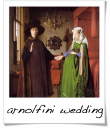 The Arnolfini Wedding - Jan van Eyck - 1434