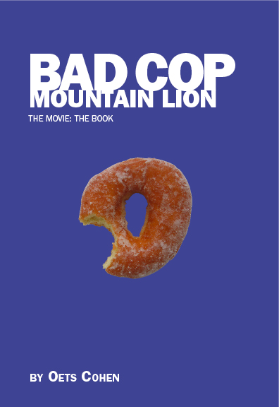 Bad Cop, Mountain Lion front cover