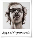 Big Self-Portrait - Chuck Close - 1968