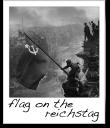 Flag on the Reichstag - Yevgeny Khaldei - 1945