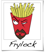 Frylock - Aqua Teen Hunger Force