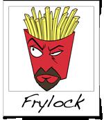 Frylock - Aqua Teen Hunger Force
