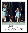JFK Jr. Salutes JFK - Joe O'Donnell - 1963