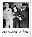 Oswald Shot by Jack Ruby - Bob Jackson - 1963