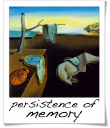The Persistence of Memory - Salvador Dali - 1931