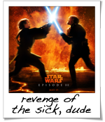 Revenge of the Sick, Dude.  It's pretty sweet.