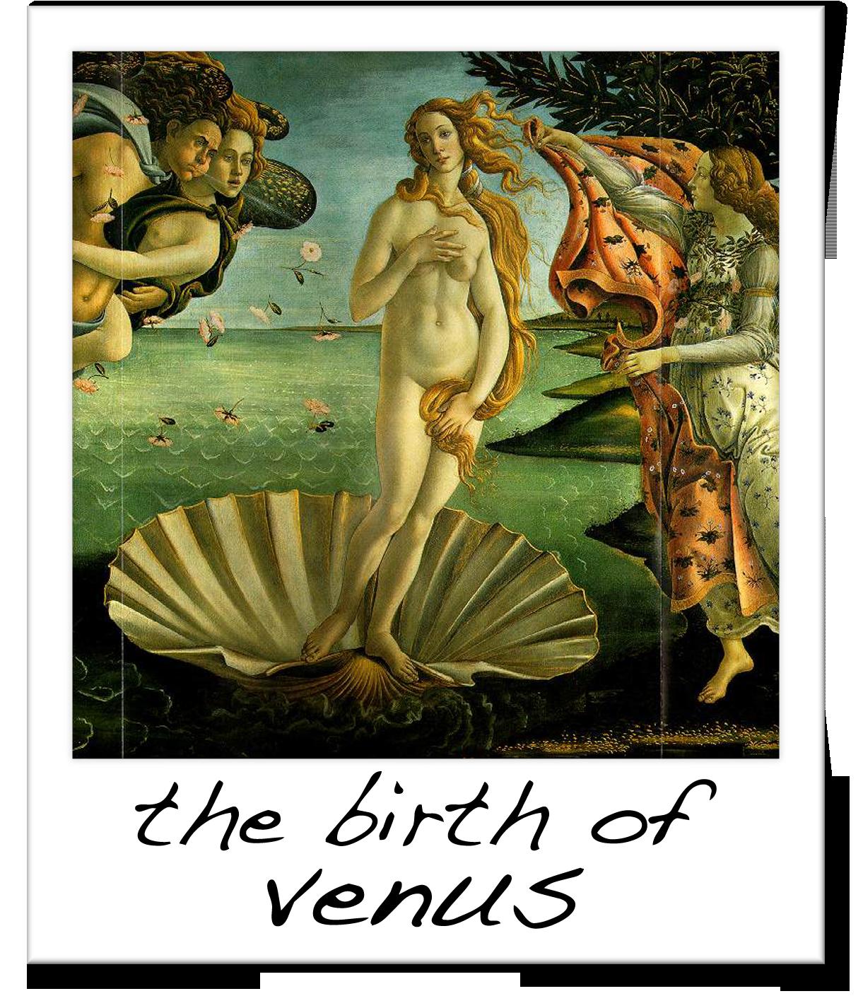 botticelli birth of venus essay