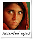 The Haunted Eyes of a 12-Year-Old Refugee - Steve McCurry - 1985