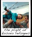 The Plight of Kosovo Refugees - Carol Guzy - 1999