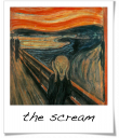 The Scream - Edvard Munch - 1893