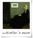 The Artist's Mother - James McNeill Whistler - 1871