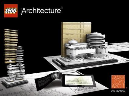 Lego Guggenheim Set